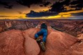 Horseshoe Bend Sunset -4669