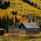 Cabin In Fall-2
