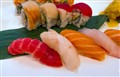 Sushi Lunch at Tomodachi