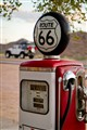 Getting my kicks, on route 66.