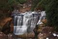 Water Falls at Ramboda Falls - Nuwera Eliya Srilanka