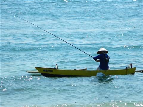 Fishing - Tanjung Benoa (Bali)