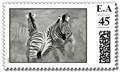E.A Stamp