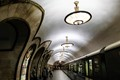Subway in Moscow_