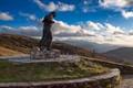 Pilgrims' Monument, Camino de Santiago, Galicia