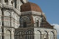 Florence Cathedral, detail of polychrome marble