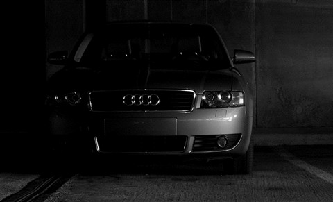 Audi B&W 2