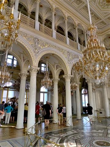 Pavilion Hall, Hermitage