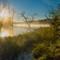 Lake Lenexa Sunrise    10 03 2015  KE  011