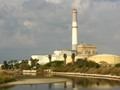 Chimney power plant