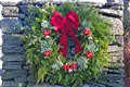Holiday Wreath in the USA