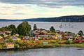 Oslo Harbor Island