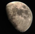 This was taken back when my cell phone was a used LG G4 (~$250). I hand-held the phone up to my telescope eyepiece (~$280 kit). The entire setup was substantially cheaper than a base model iPhone.