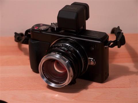 GX1 Voigtländer 35mm f1.4