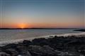 sunrise over Petit Manan, Maine