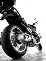 Overexposed Motorrad