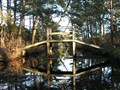 Footbridge at Stumpy Point Canal