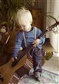 His Father's Guitar