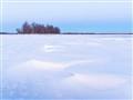 Frozen, Rideau Lakes