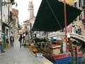 Green market at San Barnaba, Venice
