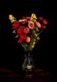 The new vase