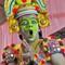 A Chakyar Koothu performance