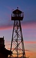 Alcatraz sunset