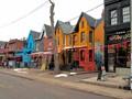 Toronto - Kensington market area