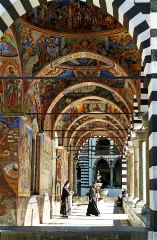 2012-1472 Rila Monastery Bulgaria