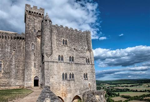 IMGP1475 Beynac Castle , France