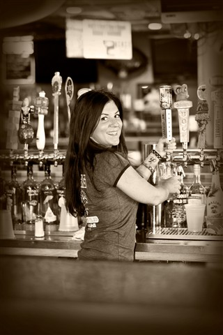 My favorite Bartender :)
