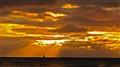 Waikiki Sun Set