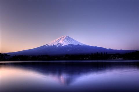 Fuji Dawn 2
