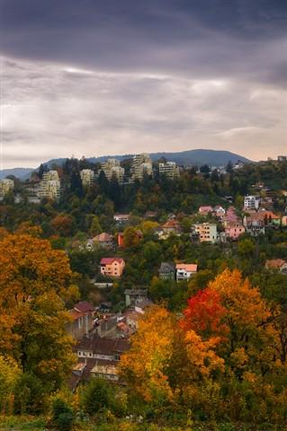 Autumn in Brasov
