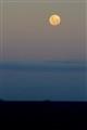 Super-moon at Ipanema