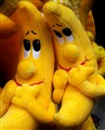 banana dolls