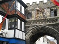 Tudor architecture; Salisbury, England