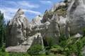 Typical Rocks in Cappadocia