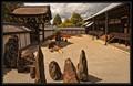Zen Temple Garden