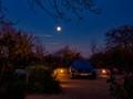 moon car driveway