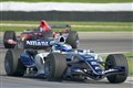 Williams F1 at Indy