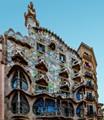 Build in 1877, renovated by Gaudi in 1904