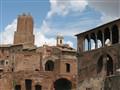 Opposite the Forum, Rome