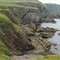 St. Abbs Head Cliffs, Scottish Borders, Scotland, UK, 8/2012