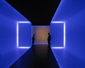 Blue Tunnel under Houston Museum of Art