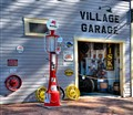 Old automotive garage