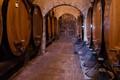 Wine cellar, Montepulciano, Tuscany