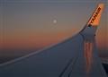 Sunrise towards Rome