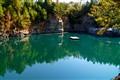 'mini-lake'...