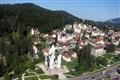 Sinaia - Aerial View